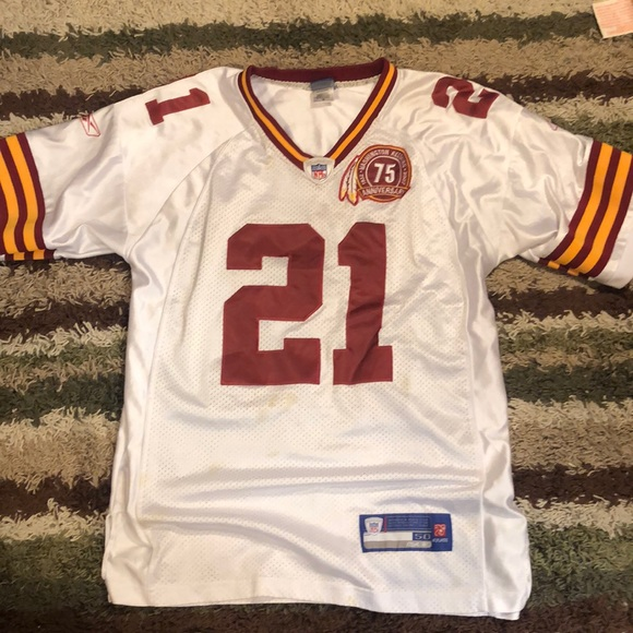 lowest price 18ff8 5373a Sean Taylor washinton redskins 75th anniversary